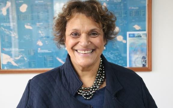 Dr Audrey Aumua is the new Chief Executive Officer of The Fred Hollows Foundation New Zealand.