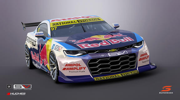 Chevrolet Camaro to join Supercars