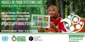 Voices of Food Systems