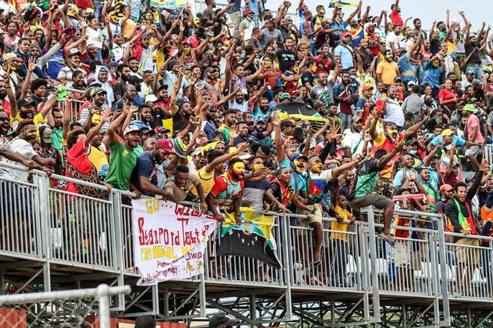 Hela Wigmen fans had plenty to cheer about.