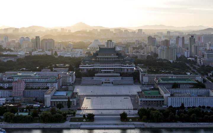 International humanitarian institutions managed by central power in Pyongyang - retired US diplomat