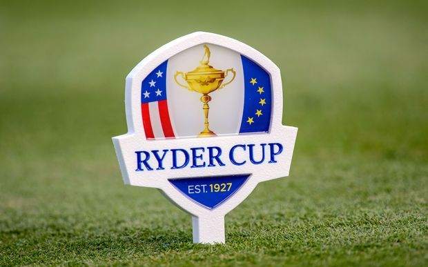 Ryder Cup golf tournament