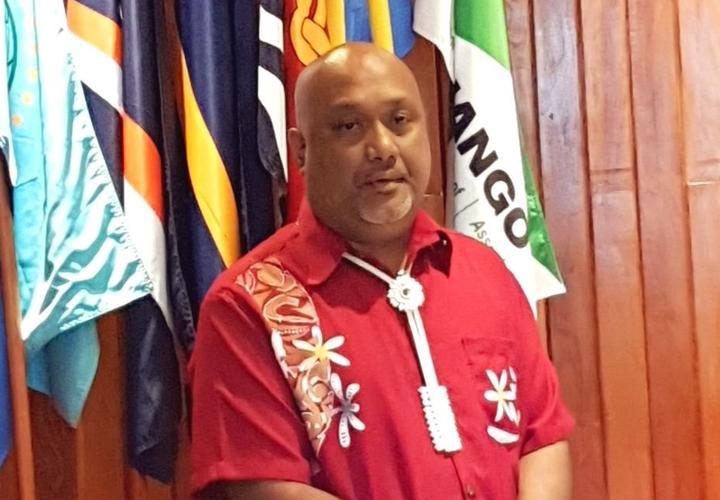 Albon Ishoda is the Marshall Islands ambassador to Fiji.