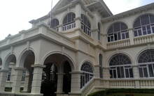 Fiji's Government House.