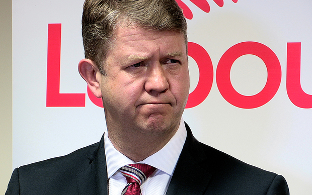 David Cunliffe said he was not going to resign.