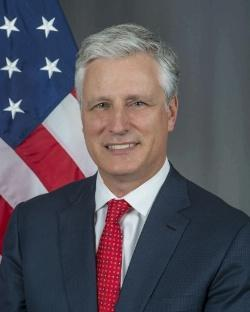 US National Security Advisor, Robert O'Brien