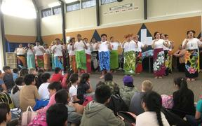 Tokelaun community in Porirua want their language included in NCEA.