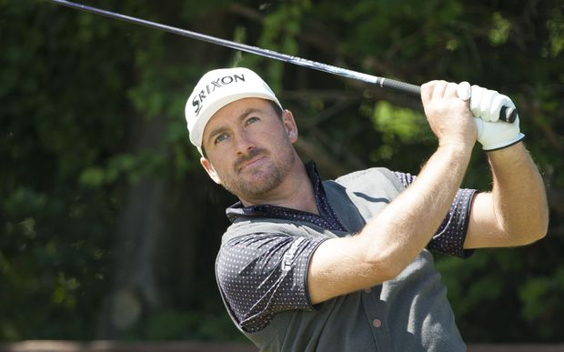 Northern Irish golfer Graeme McDowell