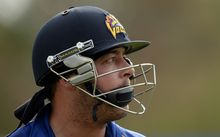 New Zealand cricketer Jesse Ryder