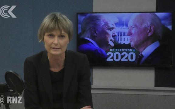 US Election 2020   RNZ Checkpoint special