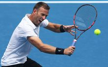New Zealand tennis player Michael Venus.