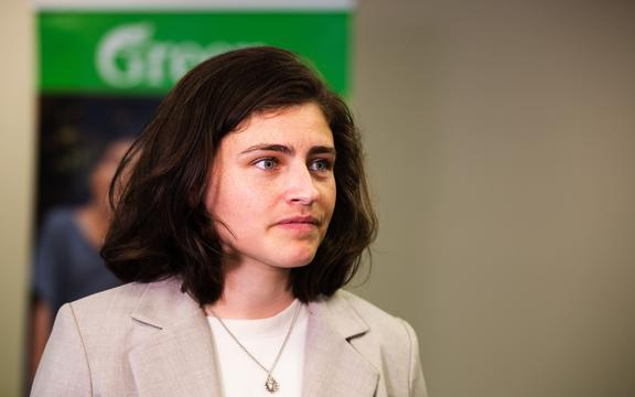 Green Party MP Chloe Swarbrick