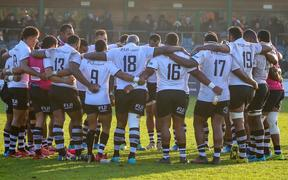 The Flying Fijians will play four tests in November/December.
