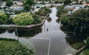 Napier flood - - Marewa suburb