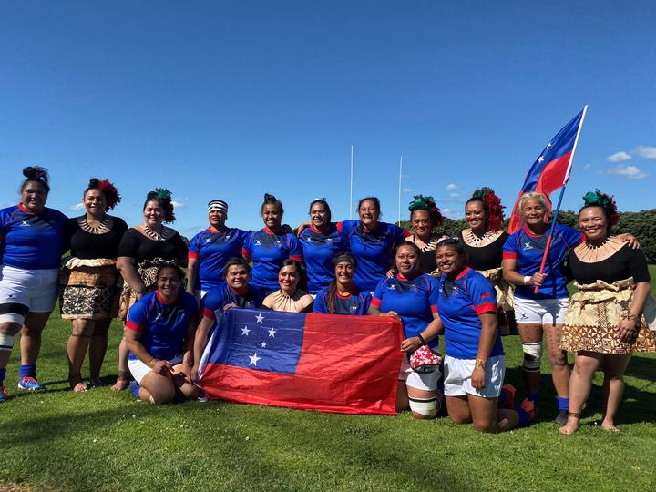 Samoan rugby growing but still needs help from New Zealand and Australia