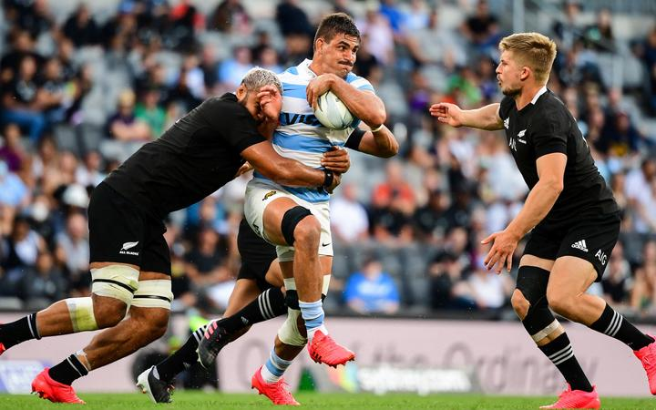 Rugby: Pumas create history over the