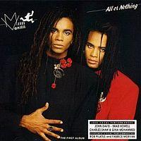 The Cover of All or Nothing, by Milli Vanilli