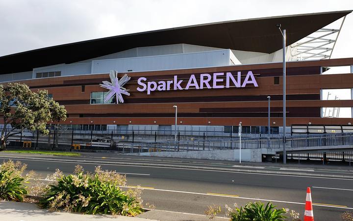 Spark Area, Auckland - First Vector Field.