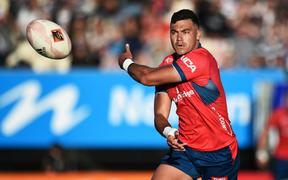 Tasman player David Havili.