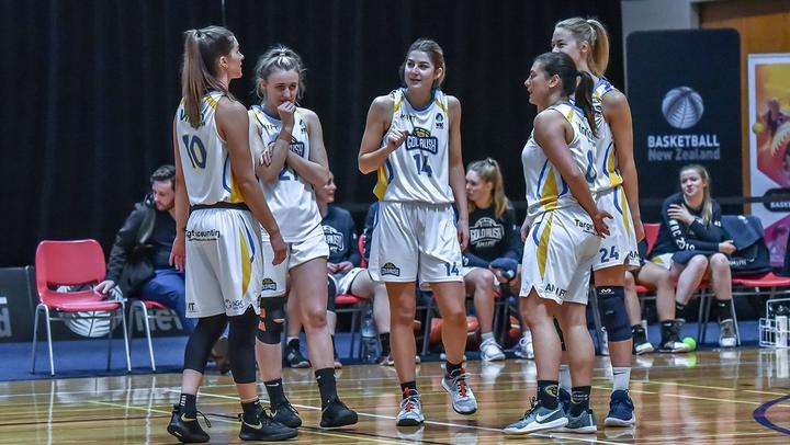Otago Gold Rush in 18in18 basketball competition