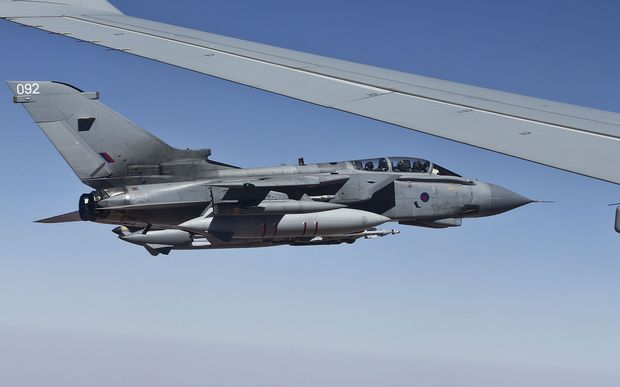 British warplanes have carried out armed reconnaissance operations over Iraq.