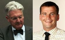 Peter Dunne and David Seymour are to support the National-led government.