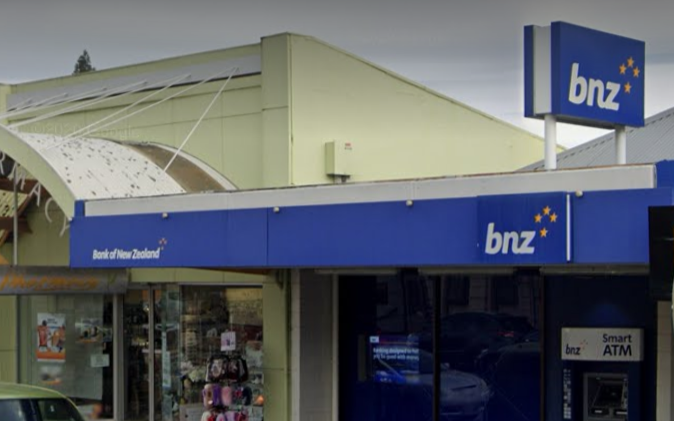 Geraldine's BNZ is one of the 37 branches that is set to close.