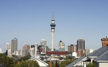 Goodman Property Trust is negotiating the sale of two of its Auckland properties.