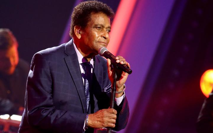 NASHVILLE, TENNESSEE - NOVEMBER 11: (FOR EDITORIAL USE ONLY) Charley Pride performs onstage during the The 54th Annual CMA Awards at Nashville's Music City Center on Wednesday, November 11, 2020 in Nashville, Tennessee.