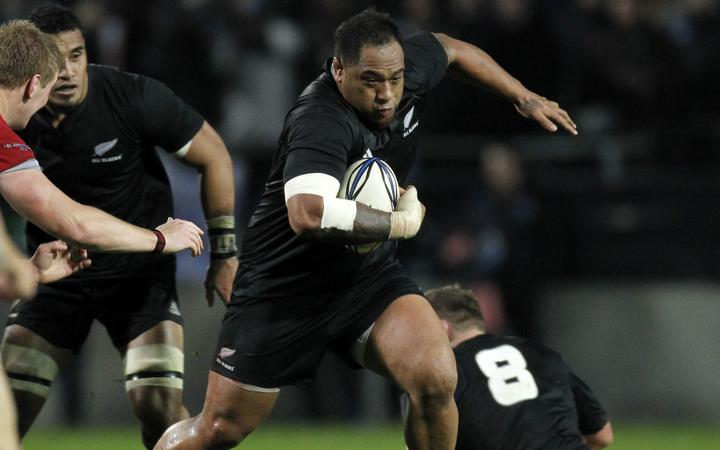 Neemia Tialata on the All Blacks indictment against Wales in 2010.