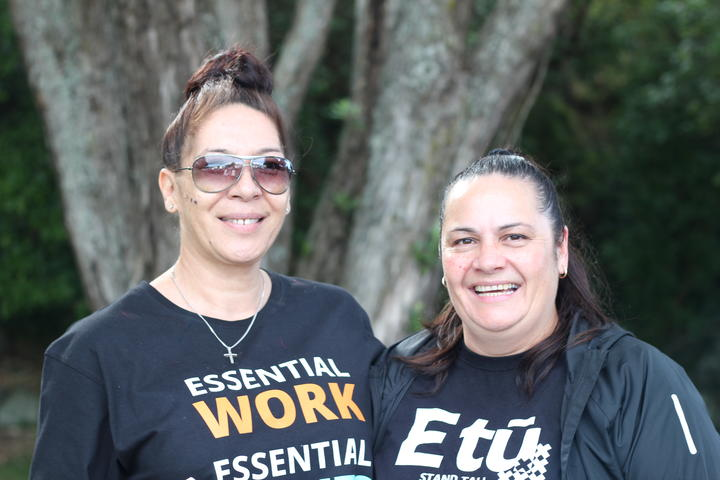 Lifewise employees - Helen Taufa (R)