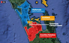 First trimester abortion services for the sprawling Auckland region are provided at Greenlane Clinical Centre, in central Auckland