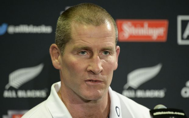 England rugby coach Stuart Lancaster Reflects on there tour of New Zealand after the last game. 21 June 2014.