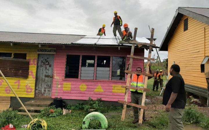 Extra US funding to Fiji for cyclone restoration