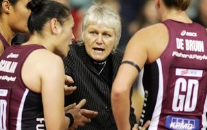 Former Silver Ferns coach Yvonne Willering has concerns about the lack of depth of international standard players.