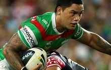 South Sydney hooker Isaac Luke