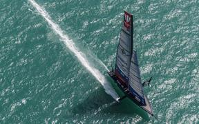 America's Cup challenger American Magic