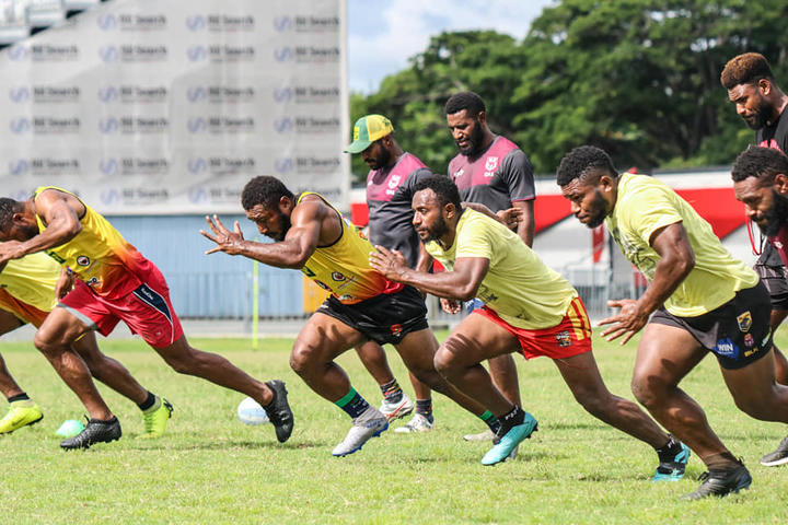 PNG Hunters gear up for 2021 season.