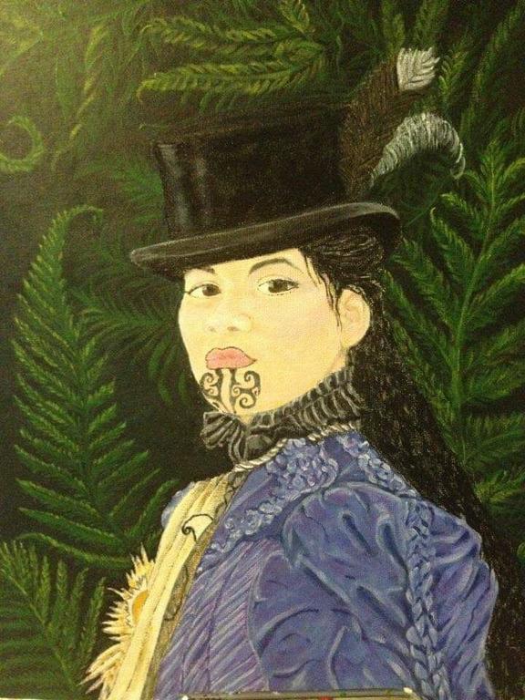 Artwork by Lisa Schmidt.