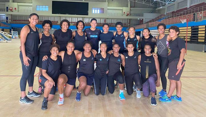 Fiji Netball pumped for busy 2021 worldwide season