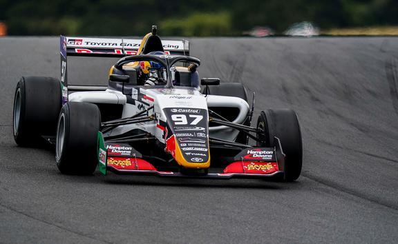 Shane van Gisbergen. NZ Grand Prix 2021.
