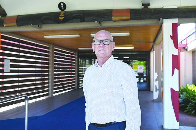 Hauora Tairāwhiti chief executive Jim Green has called on the community to