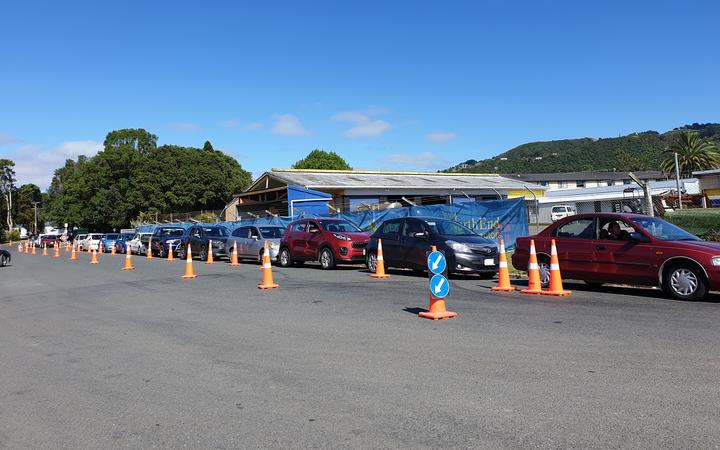 Iwi ask for water, rest room amenities as individuals wait hours for Covid check in Northland