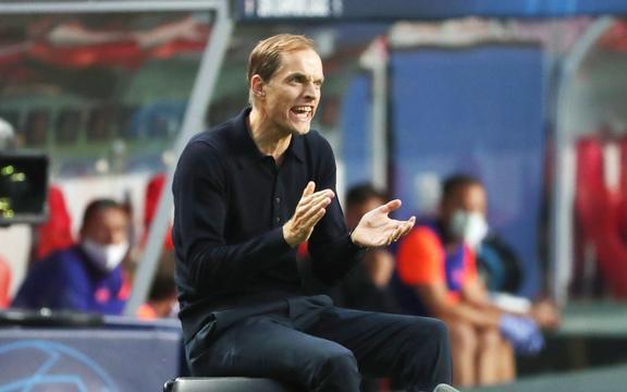 El director de fútbol alemán Thomas Tuchel.
