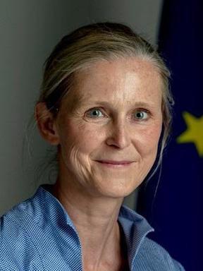 EU ambassador to New Zealand Nina Obermaier