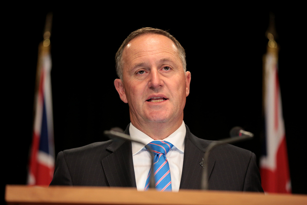 Prime Minister John Key announces his third-term Cabinet.