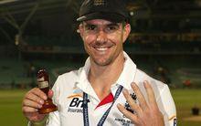 Former England international cricketer Kevin Pietersen.