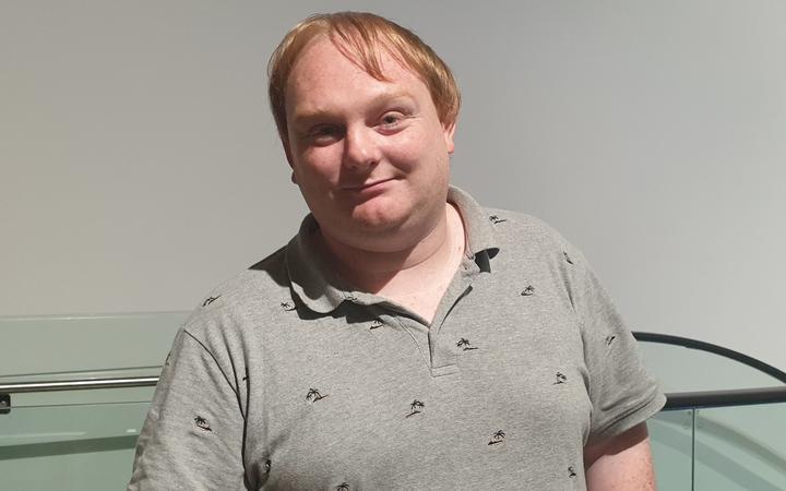 Harewood community member Scott Franicevic