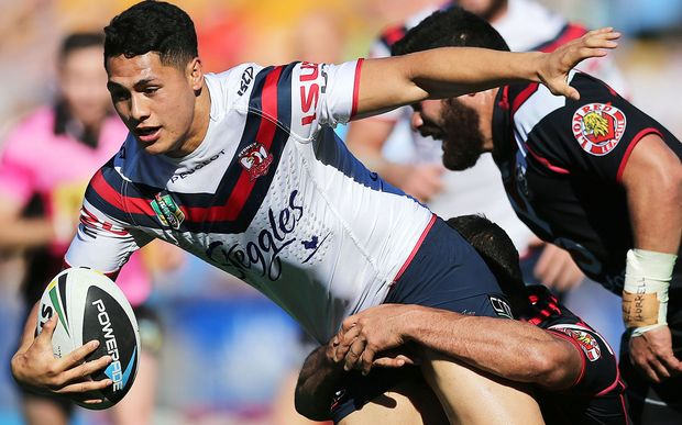 The Sydney Roosters winger Roger Tuivasa-Sheck has pulled out of the Kiwis citing 'burnout.'