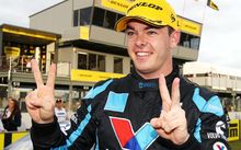 NZ V8 Supercars driver Scott McLaughlin.